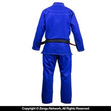 Do or Die HyperLyte Blue BJJ Gi
